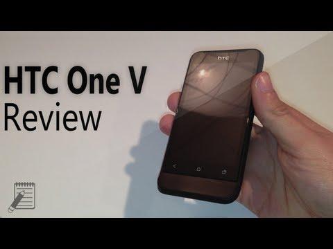 Review : HTC One V [deutsch]