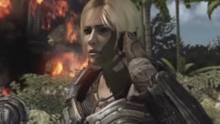 Gears Of War 3 - Llega la URI y Baird,Cole se enterán de la muerte de Dom [HD] [Español Latino]