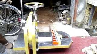 Small Paper Cutting Machine