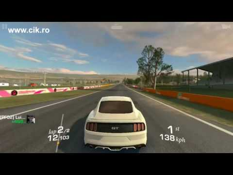 Ford Mustang GT Premium Max Speed - Mount Panorama Circuit - Real Racing 3