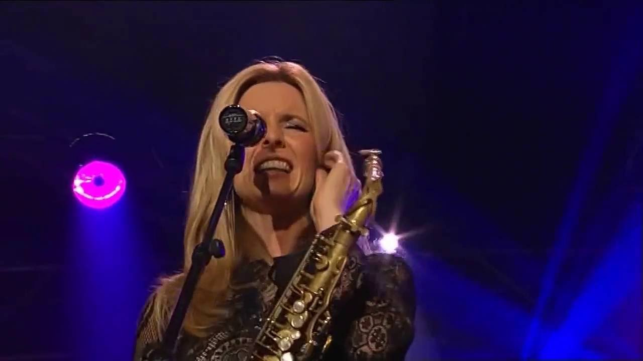 Pick Up The Pieces Candy Dulfer Live In Leverkusen