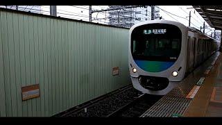 臨時準急西武球場前行 西武新宿駅入線 西武新宿線