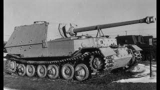 Sturmkanone Mit 88 Cm StuK 43. \Фердинанд\ в разработке и в бою.Одна из лучших САУ войны.