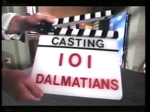 Disney's 101 Dalmatians Japanese tv spot (VHS Capture)