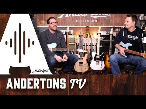 The Beautiful Handmade Gray Guitars - Now at Andertons