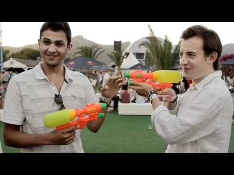 Bombay Bicycle Club - Water Pistol Challenge