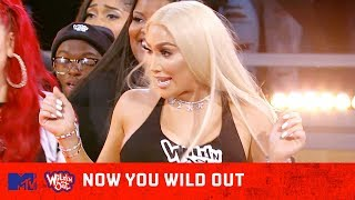 'Love & Hip Hop: Hollywood' Cast Wilds Out on Nick Cannon 😂 Wild 'N Out | #NowYouWildOut