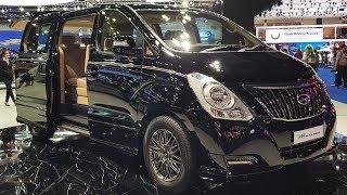 Hyundai H1 Black Series  1,579,000  смотреть