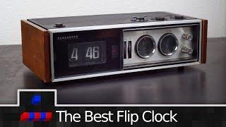 1970 Panasonic Flip Clock