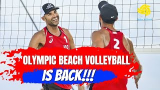 Beach Volleyball Olympics   What You NEED to Know about the Tokyo 2021 Games!