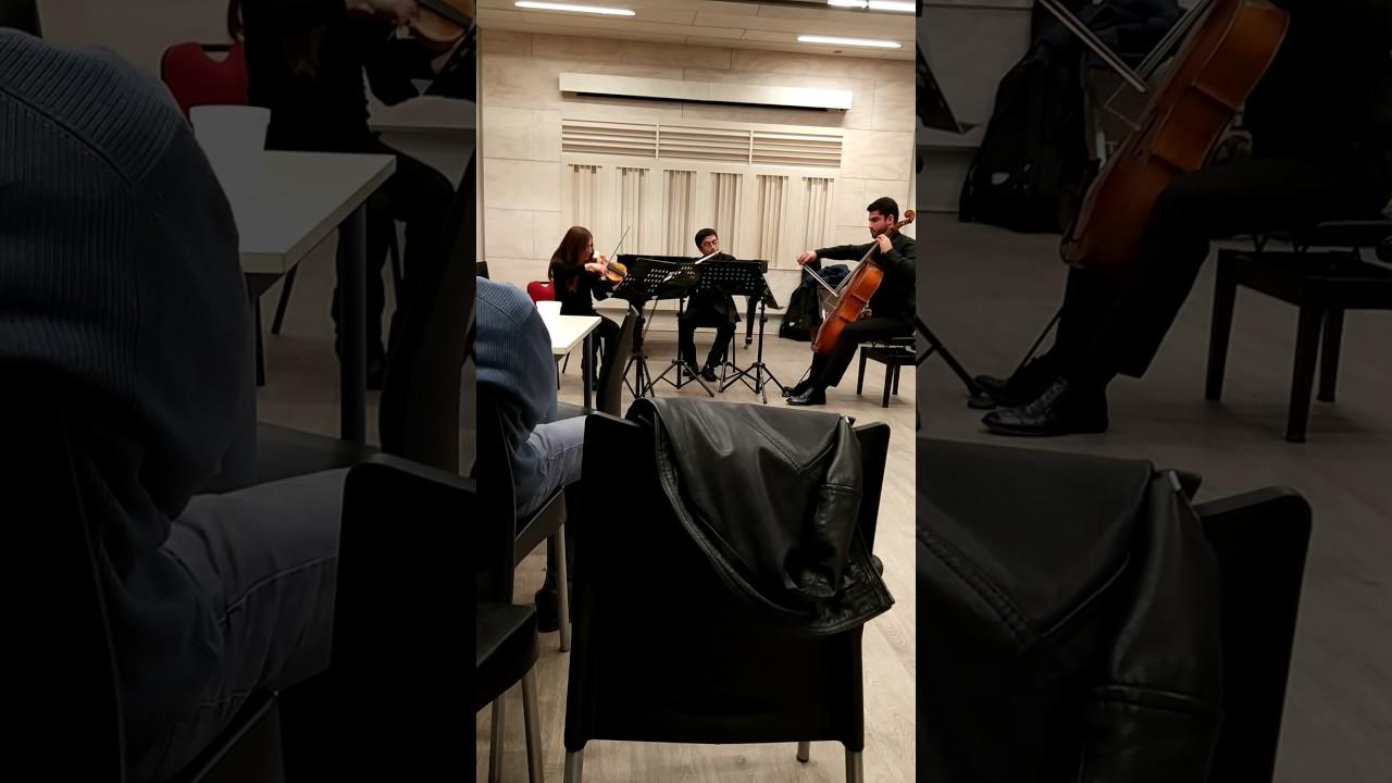 Trío Sonata Ofrenda Musical Js Bach Youtube