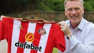 David Moyes appointed Sunderland manager - Sunderland A.F.C. Vlogs - Episode 5