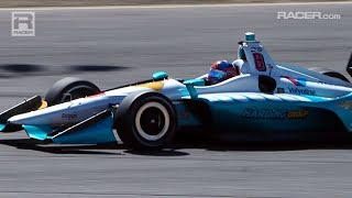 RACER: Colton Herta Completes First Sonoma Test