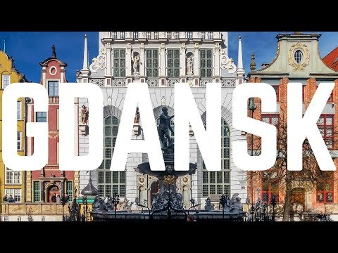 My Trip to Gdansk | Poland Travel Video