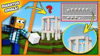 """Minecraft #409 - """"CENTRUM OGRODU! KOPUŁA?!"""""""