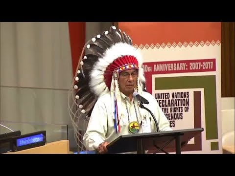 International Day of the World's Indigenous Peoples (Highlig