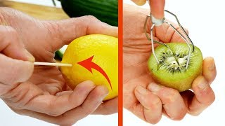 These 9 Food Hacks Are A Big Hit – You'll Use #6 Every Day Now!