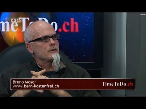 TimeToDo.ch 17.03.2014, Bruno Moser - Regierungsratskandidat