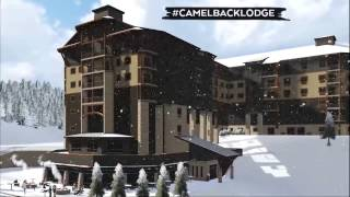 Camelback Lodge and Indoor Waterpark Rendering