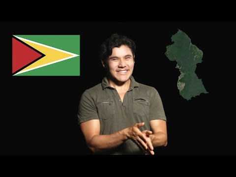 Geography Now! Guyana