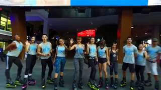 Kangoo Jumps takeover Siam