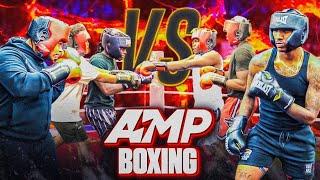 AMP TAG-TEAM 3V3 BOX NG