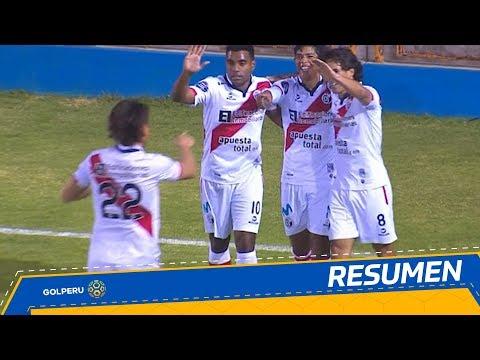 Resumen: Sport Rosario vs. Deportivo Municipal (0-1)