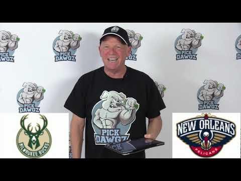 New Orleans Pelicans vs Milwaukee Bucks 2/4/20 Free NBA Pick and Prediction NBA Betting Tips