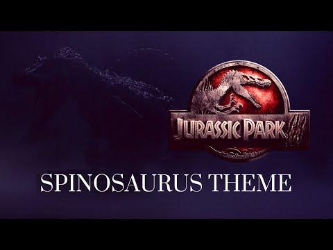 Jurassic Park 3- Spinosaurus Theme