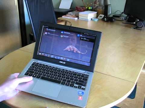 A look at the Asus X201E  YouTube
