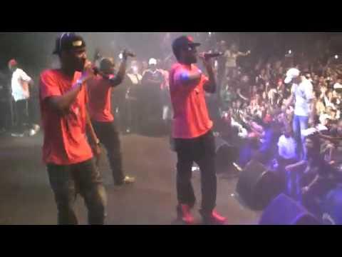 [ACTU] Bagarres lors du concert de rap du groupe Sexion d'Assaut