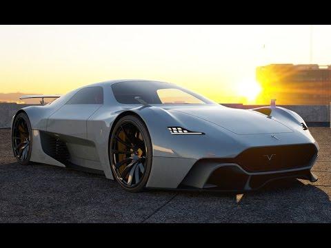 Tesla Model H Tesla Supercar Concept Youtube
