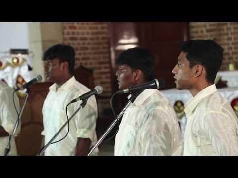 Tamil Keerthanai song - Deivanbin Vellamae  by Flint Male Voice ( A Christian A' Cappella band)