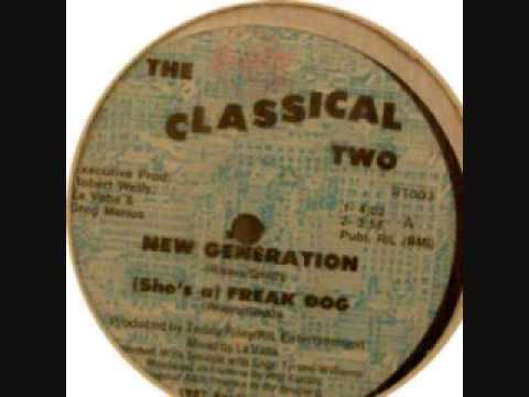 The Classical Two - (She's A) Freak Dog