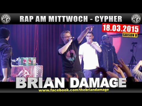 RAP AM MITTWOCH MÜNCHEN: 18.03.15 Die Cypher feat. Brian Damage uvm. (1/4)