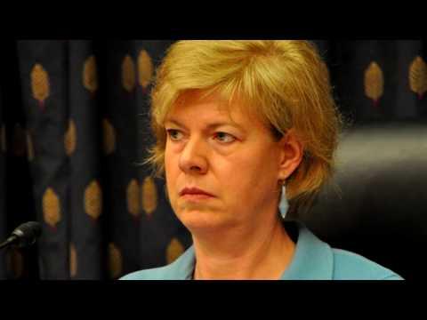 WATCH: Activists Disrupt Senator Tammy Baldwin & Dairy Pride Act