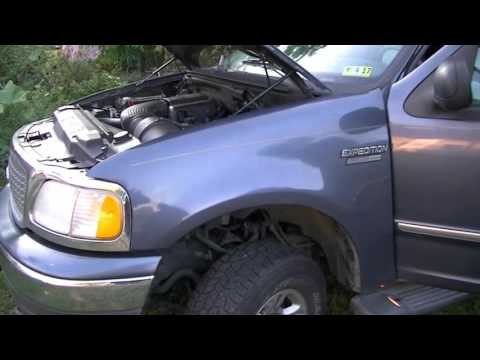 2000 4.6 Ford Expedition stalling in drive *ONLY* Issue. -Finally figured it out! -Part 3