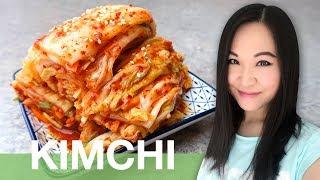 Gambar cover REZEPT: Kimchi selber machen | fermentierter Chinakohl | koreanisches Essen