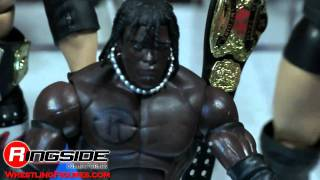 Toy Fair 2011: Mattel Introduces & Displays Upcoming WWE Figures