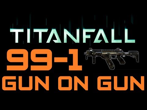 Titanfall - Gun on Gun Domination with Amped R-97 SMG Burn Card (99-1 Titanfall Tips and Tricks)