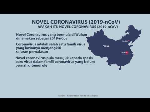 Apakah Itu Novel Coronavirus (2019-nCoV)?