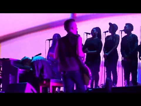 Gorillaz - Don't Get Lost In Heaven + Demon Days (2017 Live at Jisan Valley Rock Festival)