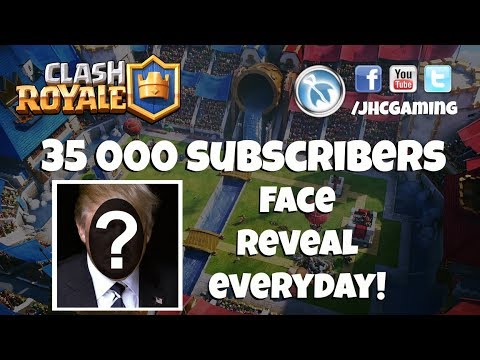 (REPLAY) Clash royale all accounts and Legendary Challenge