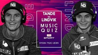 TANDE vs. LINDVIK, czyli muzyczny quiz TVP Sport | Zakopane 2020
