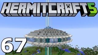 Minecraft Hermitcraft S5 Ep.67- ConVex HQ & UFO Prank!