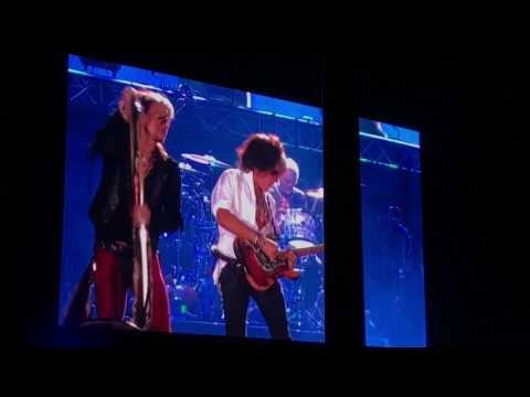 Aerosmith - Come Together (The Beatles) - Live in Madrid 2017