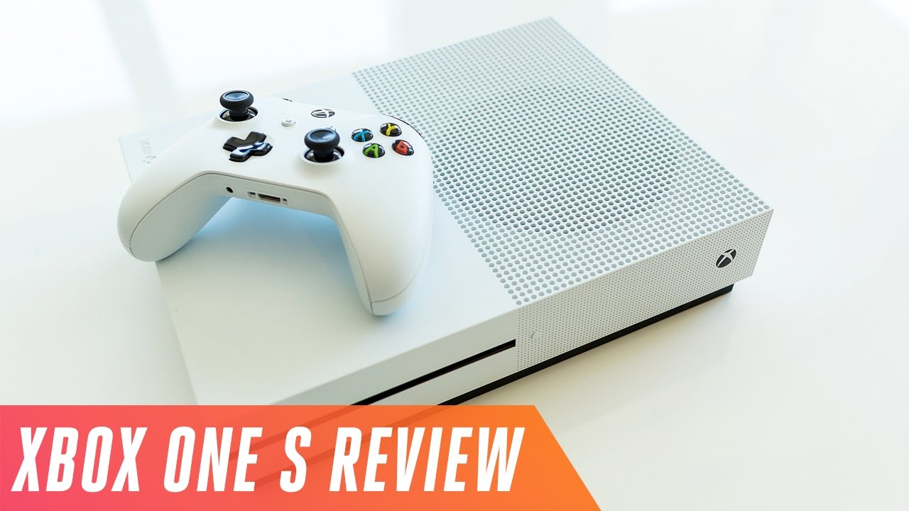 xbox one s review youtube. Black Bedroom Furniture Sets. Home Design Ideas