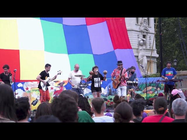Resum Musicals Benvinguda Zapatista Zapatista a Catalunya