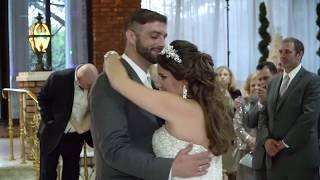 Stefano & Kristine's Greek Wedding