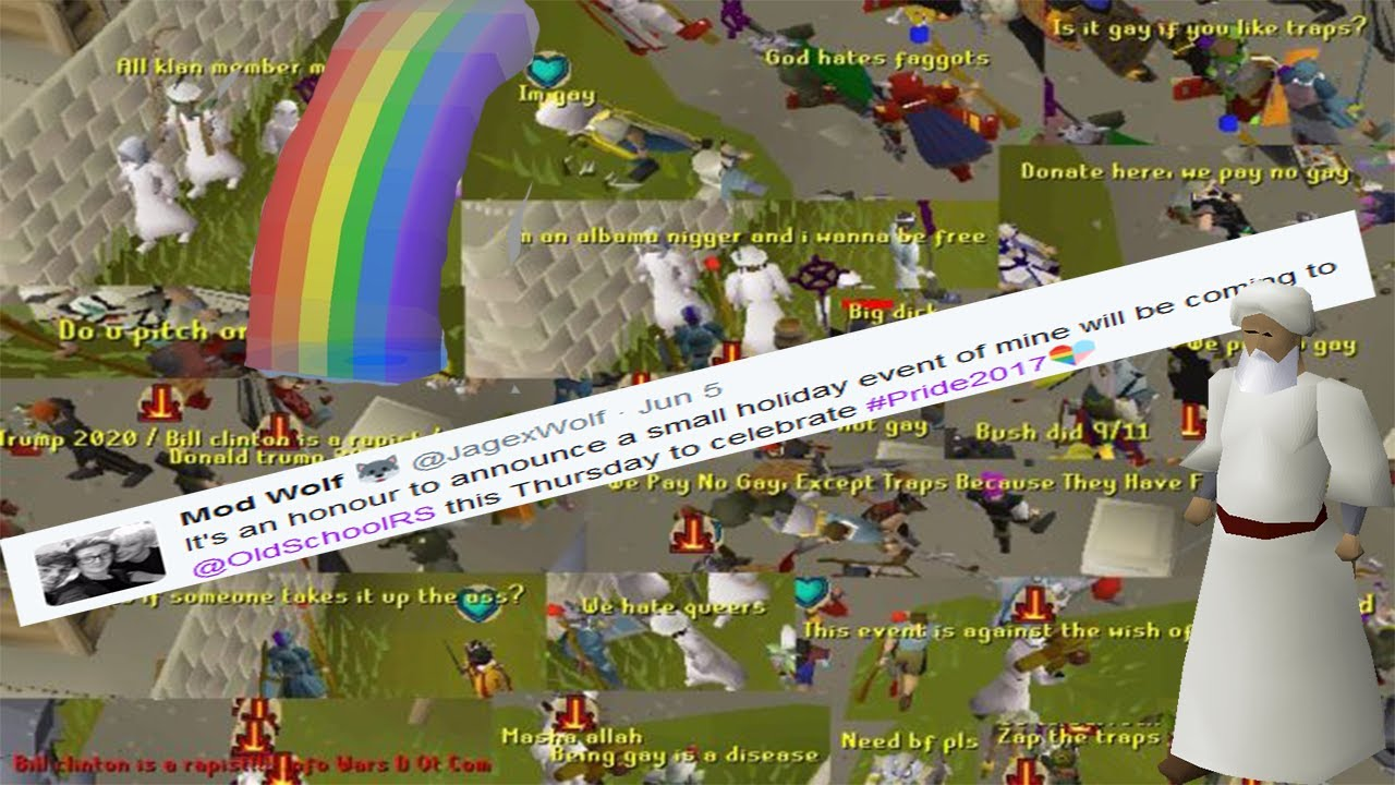 Gays on runescape